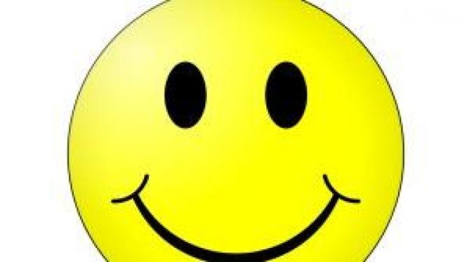 Smiley; menjadi representasi grafis emoticon