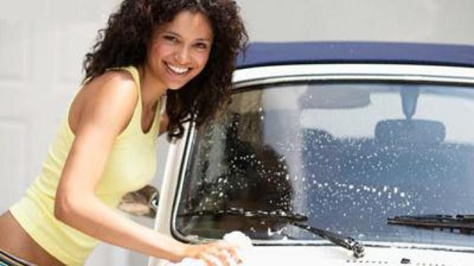fit setelah cuci mobil