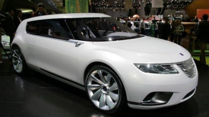 Mobil konsep Saab