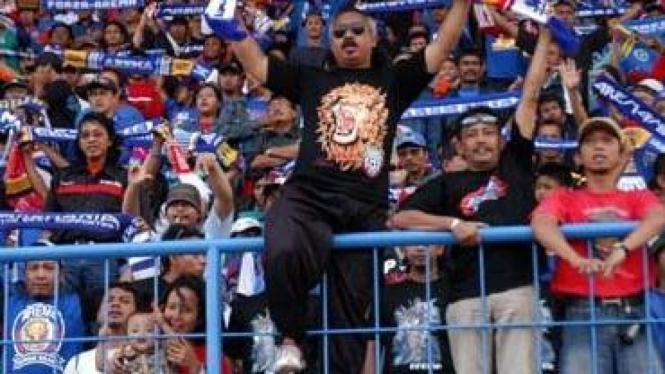 Kelompok suporter Arema FC, Aremania