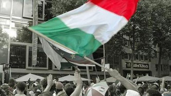 Suporter Italia