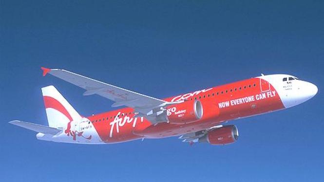 Airbus A320 milik AirAsia
