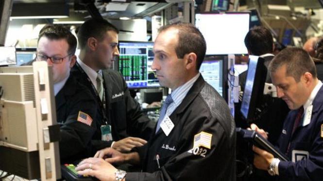 Situasi bursa Wall Street