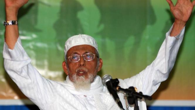 Abu Bakar Ba'asyir 3