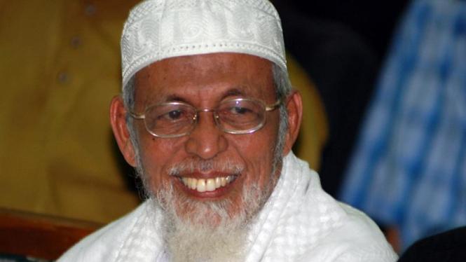 Abu Bakar Ba'asyir 5