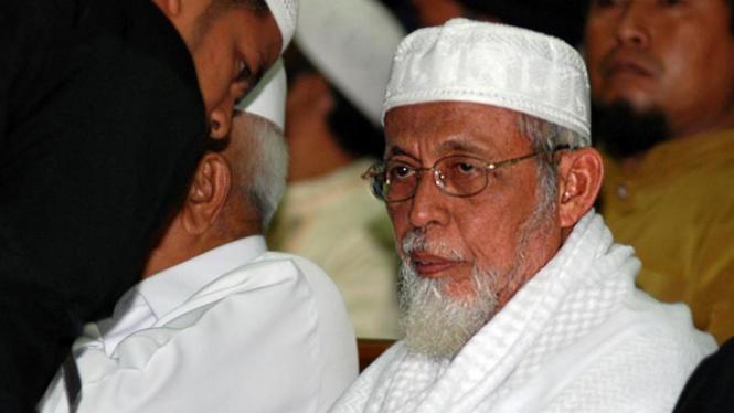 Abu Bakar Ba'asyir 6