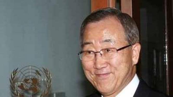 Ban Ki-moon Sekjen PBB