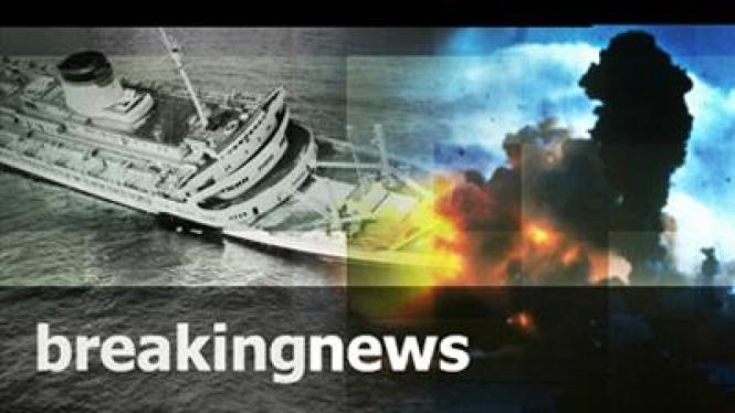 ilustrsi kecelakaan kapal