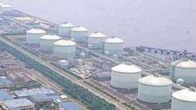 Proyek LNG