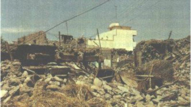 Gempa India 1993