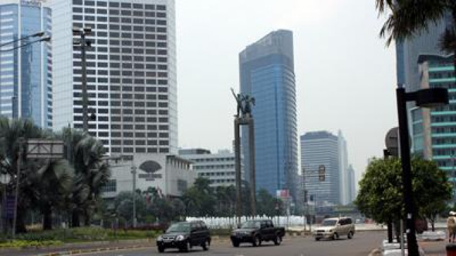 Kawasan Bundaran HI, Jakarta Pusat