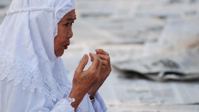 Do'a setelah shalat Idul Fitri
