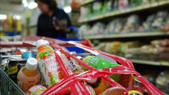 Razia produk Cina