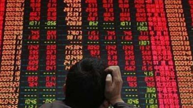 Mencermati pergerakan saham