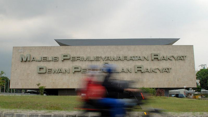 Gedung DPR-MPR