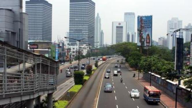 Jalan Sudirman, Jakarta