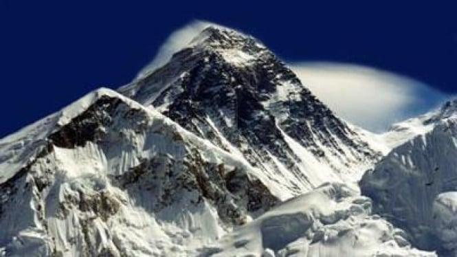 Pegunungan Everest Nepal