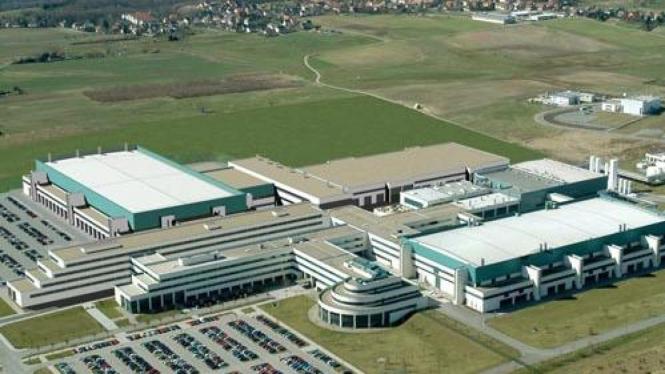 Pabrik AMD di Dresden, Jerman
