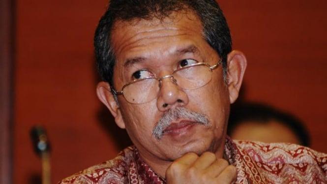 Eks Dirut Bursa Efek Indonesia Erry Firmansyah