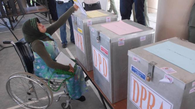 Simulasi Pemilu di Aceh