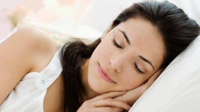 Tidur Lelap Agar Awet Muda