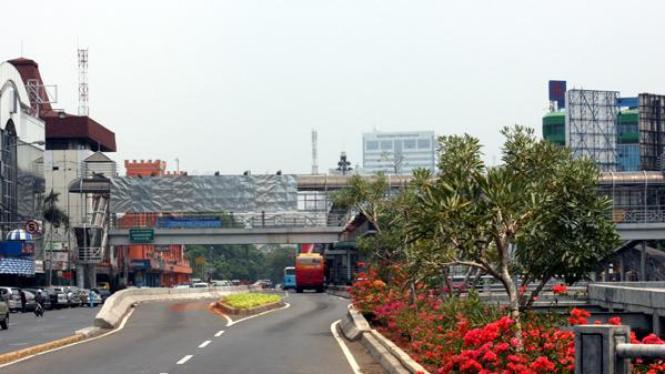 Jalan Hayam Wuruk Oktober 2008