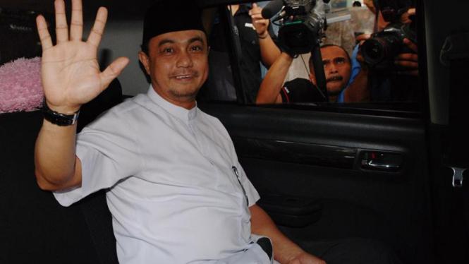Tamsil Linrung KPK