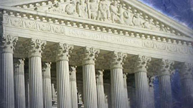 Gedung Mahkamah Agung AS