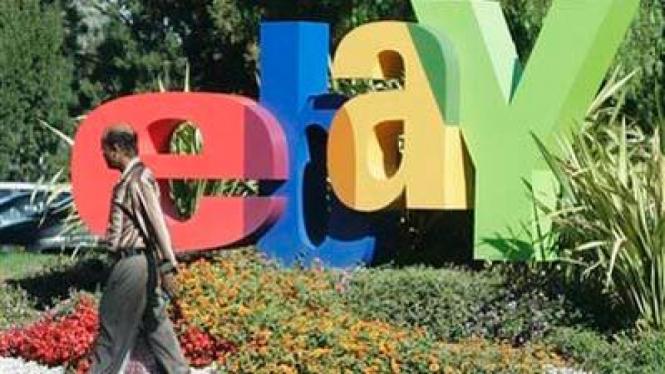 Kantor Pusat eBay di San Jose California, AS