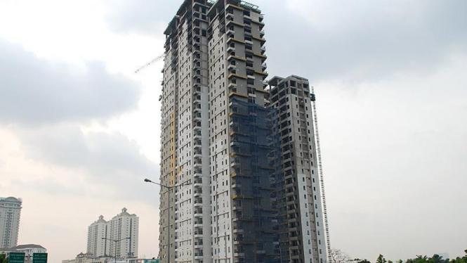 Pembangunan Apartemen