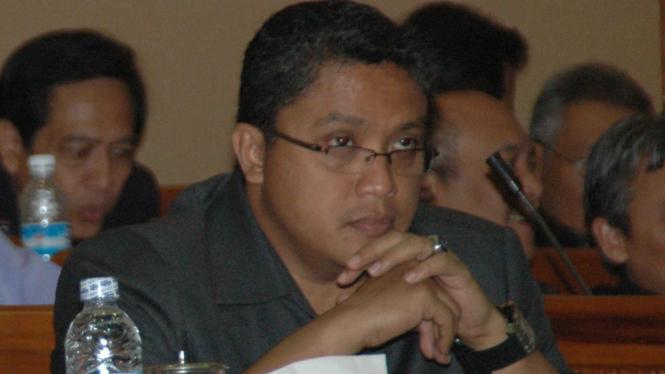 Wakil Gubernur Jawa Barat Dede Yusuf