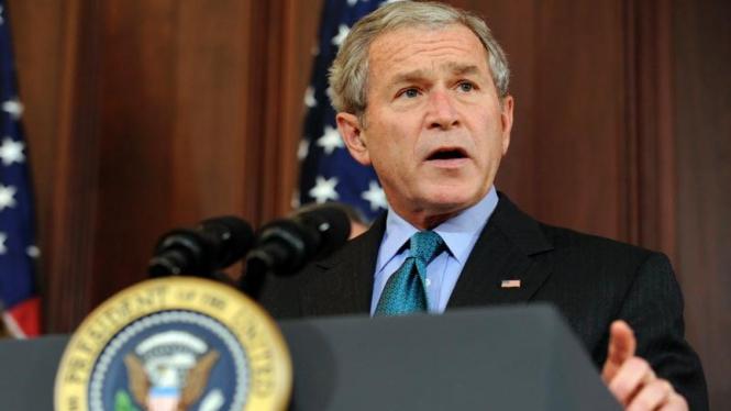 Presiden AS George W.Bush