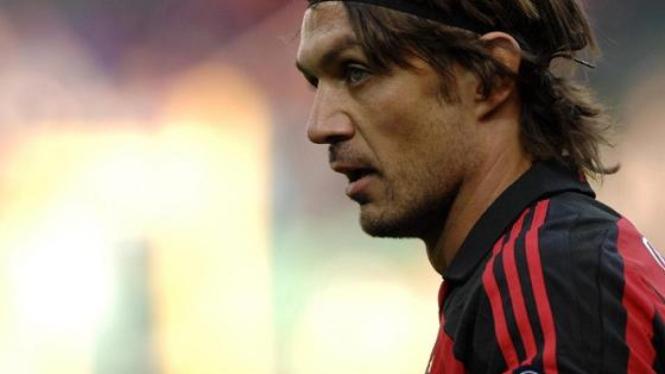 Legenda AC Milan, Paolo Maldini