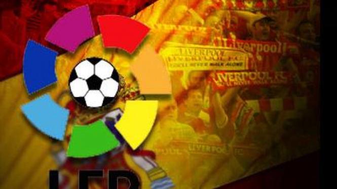 ilustrasi foto liga spanyol