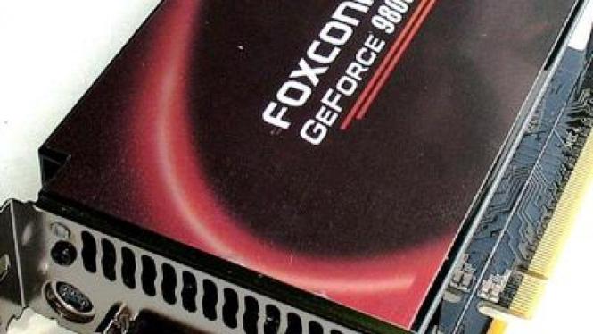 Foxconn GeForce 9800GTX