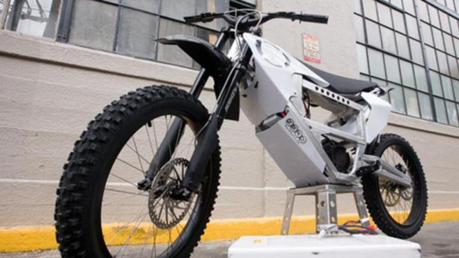 Sepeda motor listrik Zero X