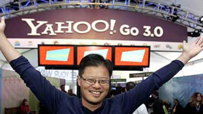 CEO Yahoo, Jerry Yang