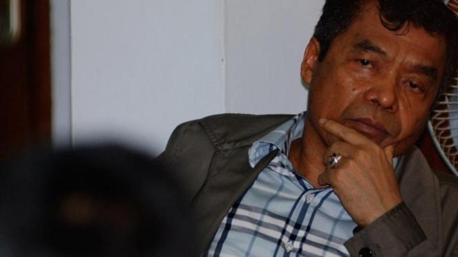 Mantan Deputi BIN Muchdi PR
