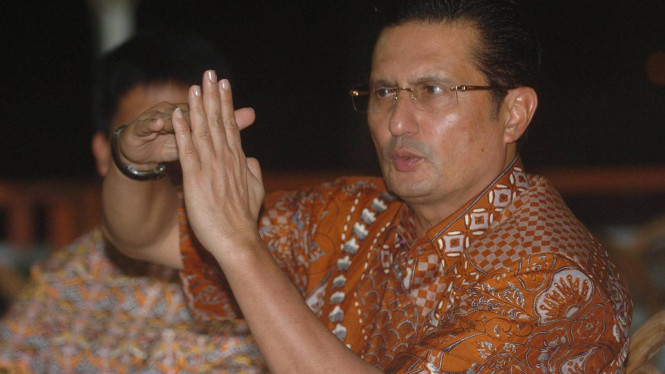 Gubernur Gorontalo Fadel Muhammad