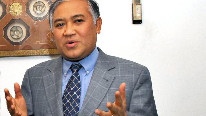 Ketua Umum PP Muhammadiyah Din Syamsuddin