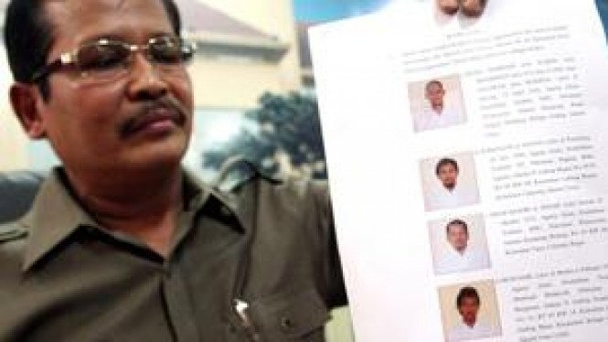 Tersangka pemilik bom di Kelapa Gading