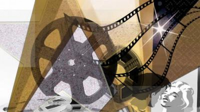 foto ilustrasi industri film
