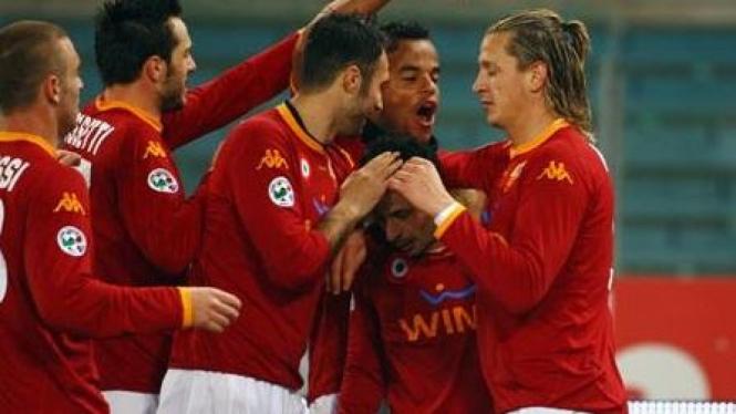 Para pemain AS Roma
