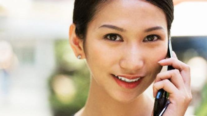 Ponsel bisa sebabkan ruam kulit
