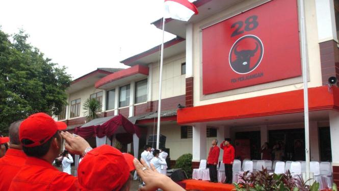 Kantor DPP PDIP Lenteng Agung