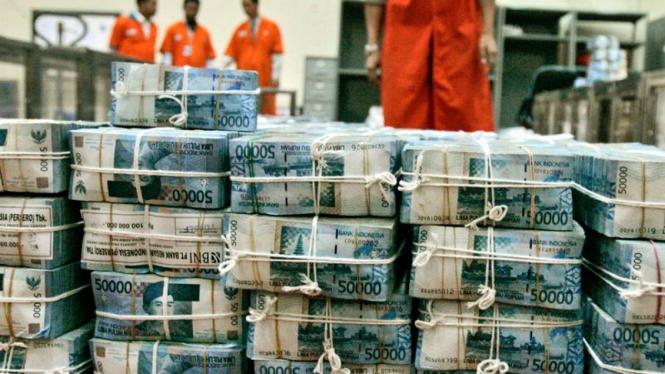 Rupiah di Bank Indonesia