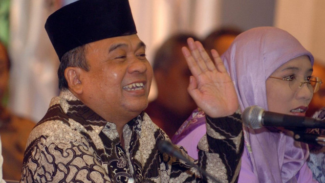 Ketua KPU Abdul Hafiz Anshary & komisioner Andi Nurpati Baharuddin