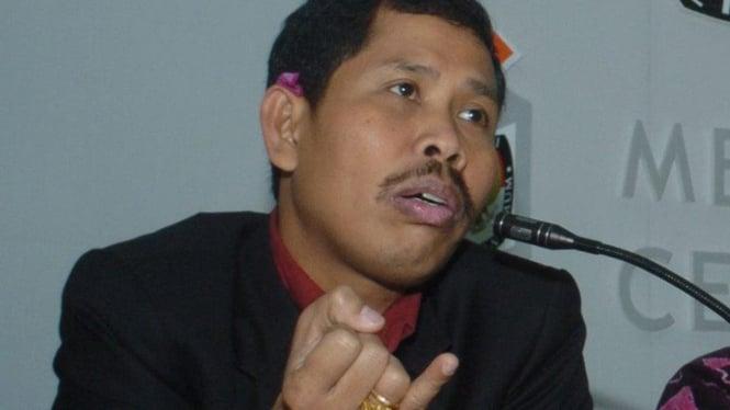 Anggota KPU I Gusti Putu Artha
