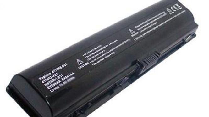 baterai laptop compaq dv 6000