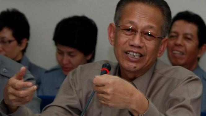 DR. Rusman Heriawan (Kepala Badan Pusat Statistik)